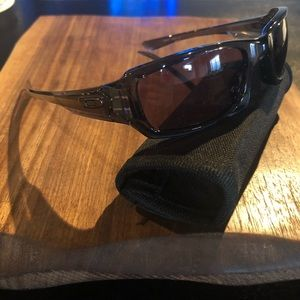 Oakley Fives Squared - Grey Smoke